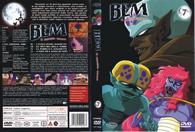 Bem DVD Cover