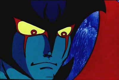 Devilman - primo piano