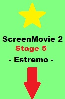 screenmovie2 stage5 ScreenMovie 2 [Il gioco]   Fase 5 Livello Estremo