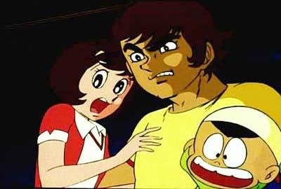 Akira, Miki e Tare